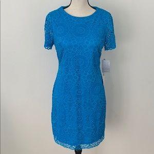 Laundry By Shelli Segal Dresses - NWT Laundry by Shelli Segal Lace Minidress